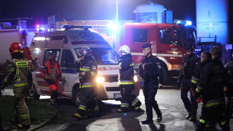 Властите в полския град Закопане проведоха спасителна операция, след като