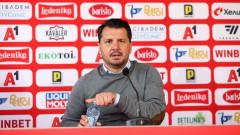 Крушчич: ЦСКА отива на неприятен стадион, не знам дали ще издържим 90 минути на високо темпо