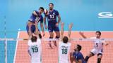 Българските волейболисти се провалиха срещу Аржентина и останаха девети в Световната лига