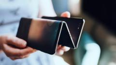 Създателите на BlackBerry показаха собствен сгъваем смартфон