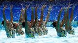 Продължава доминацията на Русия в синхронното плуване