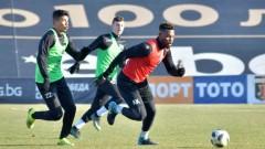 Локомотив (Пловдив) отнесе Черноморец (Балчик) със 7:0