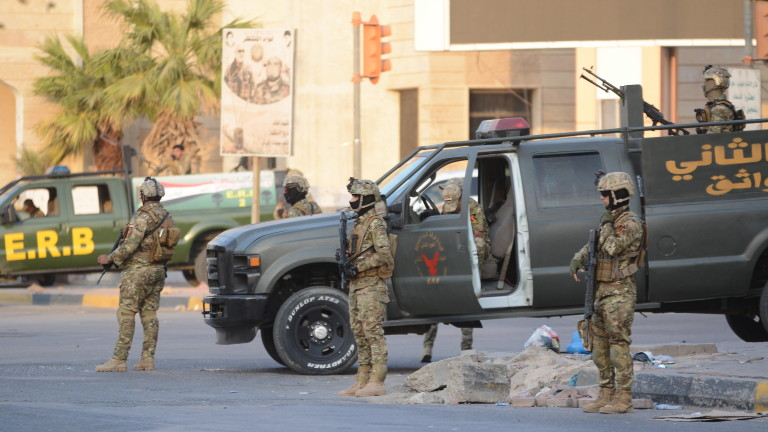 Ракета удари жилищен и оперативен щаб с чуждестранни петролни компании в Басра