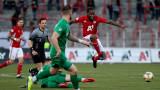 ЦСКА - Ботев (Враца) 2:1, гол на Ахмедов