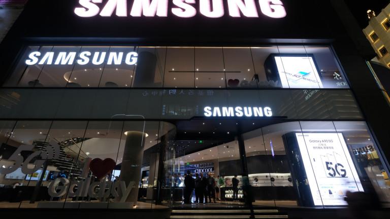 Войната на Запада срещу Huawei отваря възможност за Samsung. САЩ,