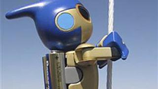 Миниатюрно роботче изкатери височината на Гранд каньон (видео)