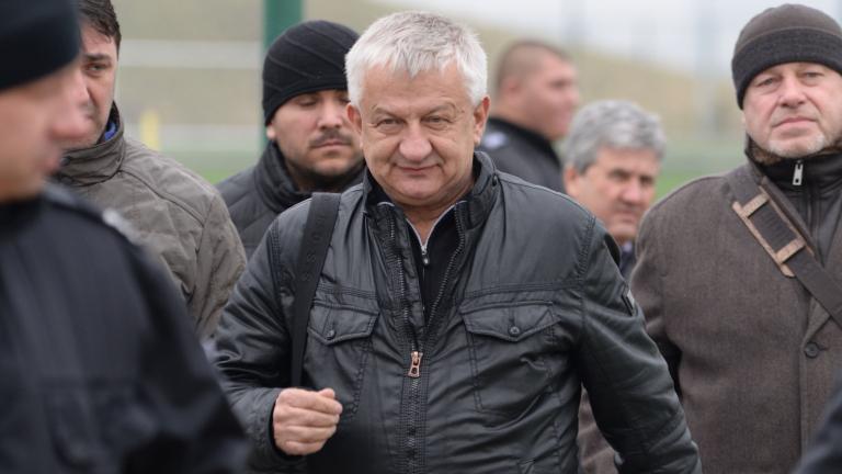 Първо в ТОПСПОРТ: Крушарски осигури бъдещето на Локо!