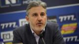 Колев: Имаме разговори с чуждестранна компания, която прояви интерес да помогне на Левски