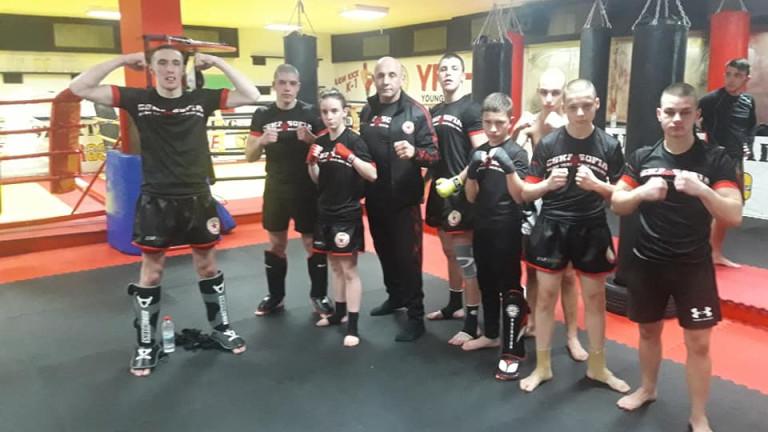 Бойците на ЦСКА се готвят за Републиканското в Шумен