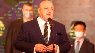 Министър Кралев даде старт на европейската олимпийска квалификация по таекуондо