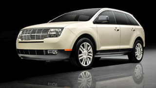 Lincoln MKX – кросоувър от луксозен клас
