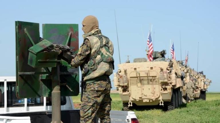 Лавров убеден: САЩ искат да създадат в Сирия отделна квазидържава