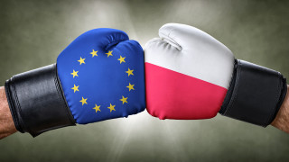 Правилата за пенсиониране на съдиите в Полша нарушавали законодателството на ЕС