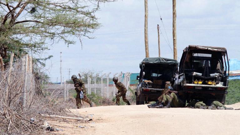 Синя каска загина в Мали