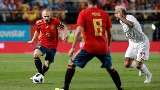 Без победител в проверката между Испания и Швейцария