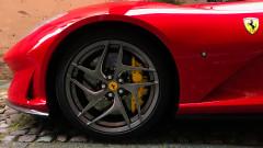 Ferrari представя хибрид за €269 000