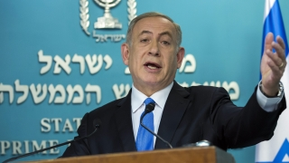 Нетаняху бесен на Кери, речта му била срещу Израел
