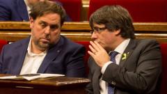 Каталуния обяви независимост от Испания