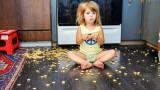 Колко дълго може да стои храната на пода преди да я изядем
