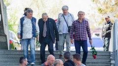 Димитър Пенев: Грамадно и огромно уважение към Жоро!