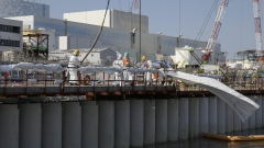 """Откриха висока концентрация на радиоактивен цезий в язовири край авариралата АЕЦ """"Фукушима"""""""