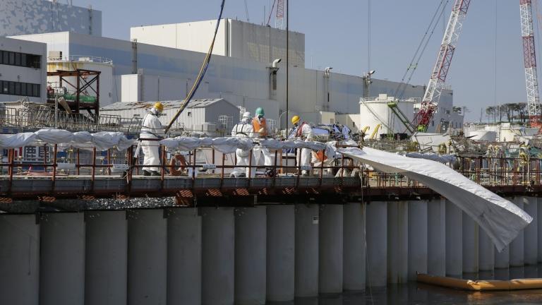 Япония може би ще трябва да изхвърли радиоактивна вода в океана