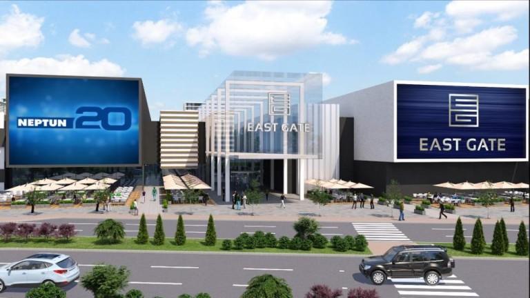 В македонската столица Скопие започва изграждането на огромен многофункционален комплекс