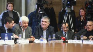 Референдумите целят разбиване на Конституцията, предупреди Близнашки