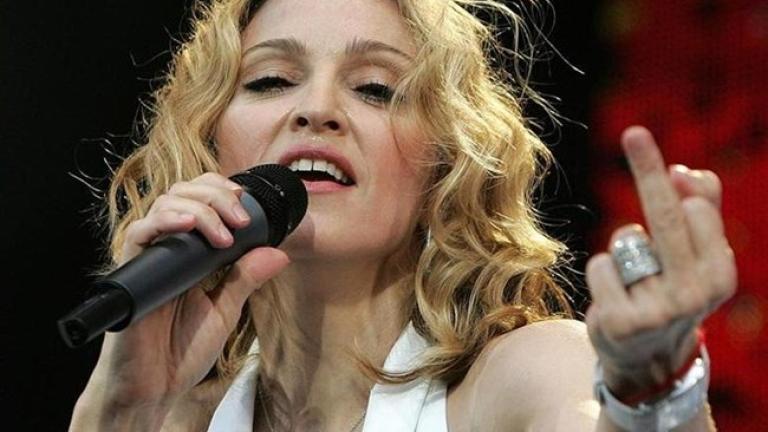 Биографичен филм разгневи Мадона