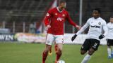 Антон Недялков: За мен бе удоволствие да играя пред невероятната публика на ЦСКА