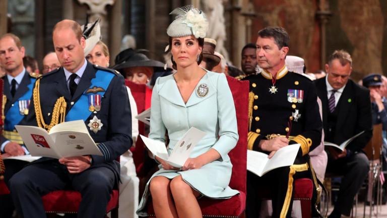 Защо Кейт Мидълтън се ядоса на принц Уилям
