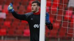 Георги Китанов пред ТОПСПОРТ: Моя е вината, че загубих титулярното си място в ЦСКА