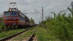 Локомотив се запали по време на движение