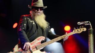 """Почина басистът на """"ZZ Top"""" Дъсти Хил"""