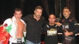 Международна боксова галавечер събира средства за нова зала
