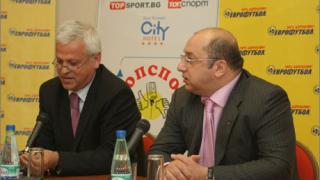 Любе Спасов се отказва от ПФЛ