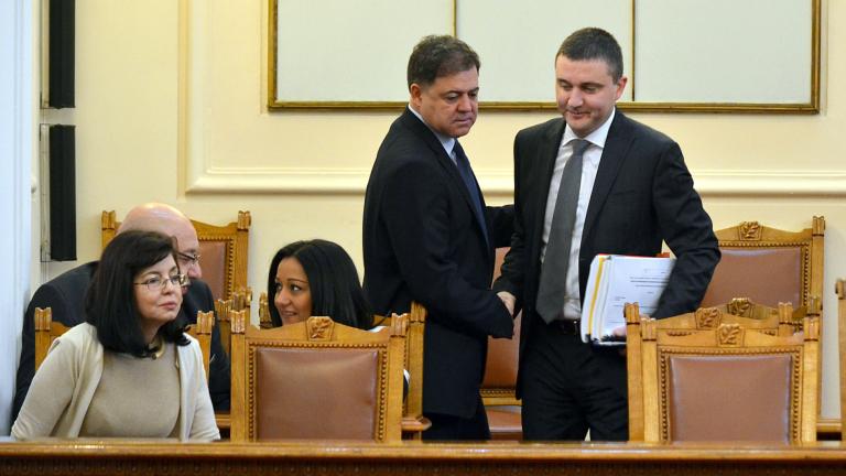 Нов дълг от 5,3 млрд. лева одобри парламентът