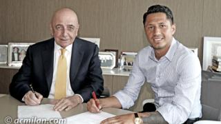 Лападула подписа за 5 години с Милан