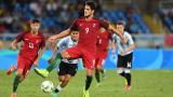 Евертън с интерес към национал на Португалия