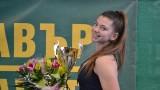 16-годишната квалификантка Дария Радулова спечели Държавното първенство по тенис в зала