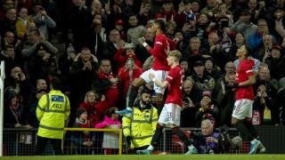 Юнайтед се позабавлява с Норич и вече тайничко си мечтае за Топ 4