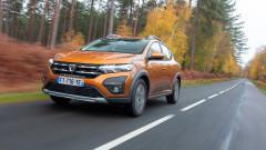 Dacia Sandero Stepway - поредната стъпка в правилната посока