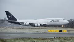 """Откраднаха 5 млн. долара от самолет на """"Луфтханза"""" в Бразилия"""