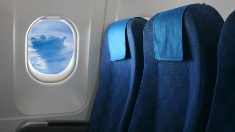 Кои са по-чистите места в самолета