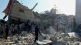 Бунтовниците превзеха стратегически град близо до Алепо