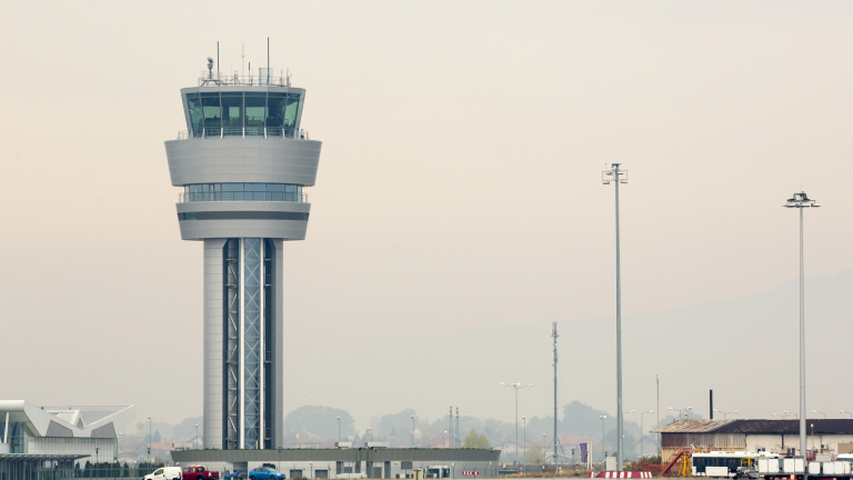 Летището в София е с нов шеф