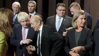 Великобритания и Ирландия игнорират Германия за отрязването на Турция от ЕС