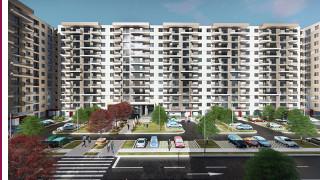 Нов жилищен квартал в Букурещ