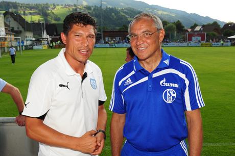 Черноморец загуби 0:2 от Шалке
