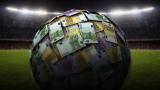 Футболните агенти с приходи от над 3.6 млрд. лева за последните 5 години